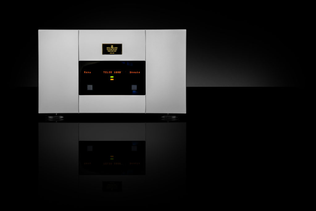Telos 1000 NextGen Power Amplifier to be used with passive speakers