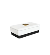metis talisman with USB port to connect several audio sources to wireless loudspeakers