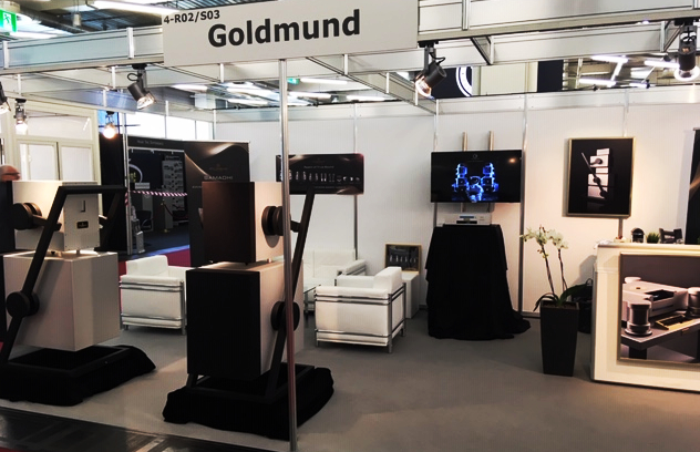 High End Munich 2018 showcasing Luxury Sound systems