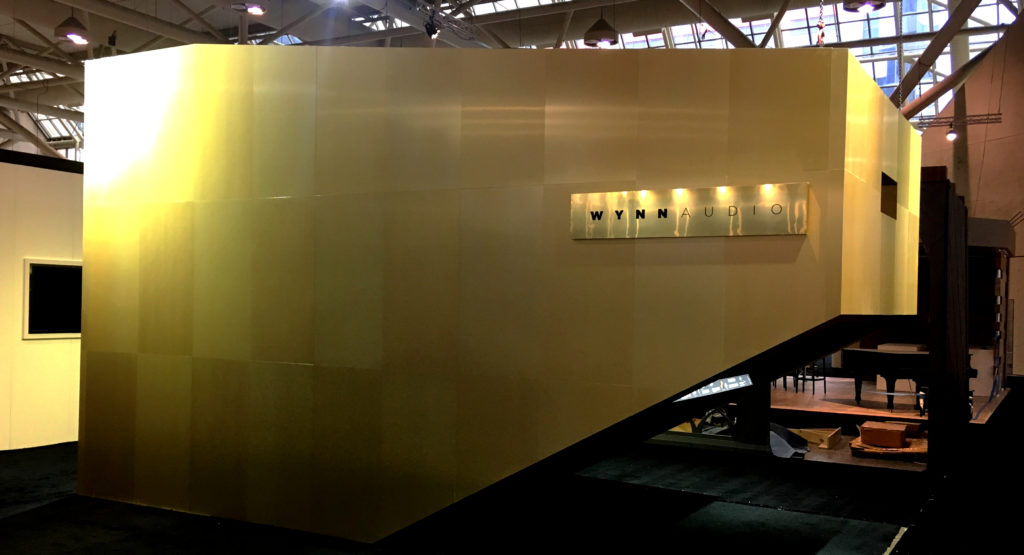 High-End Audio Systems with Wynn Audio at Interior Design Show