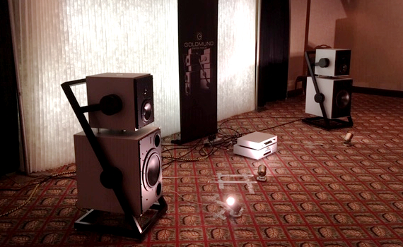 Montreal Audio Show HiFi System Demo