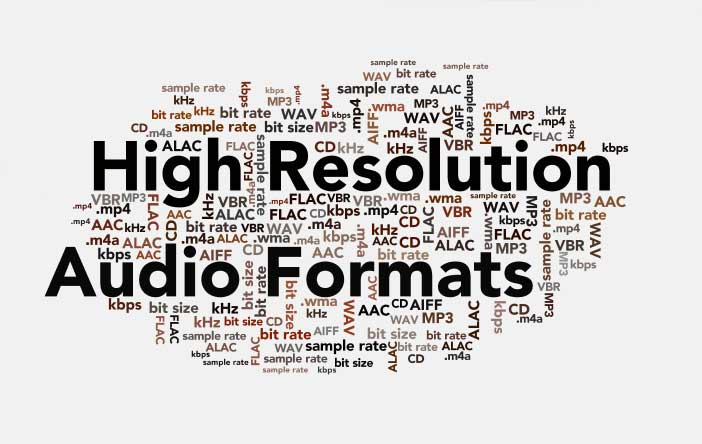 is high resolution audio worth it?