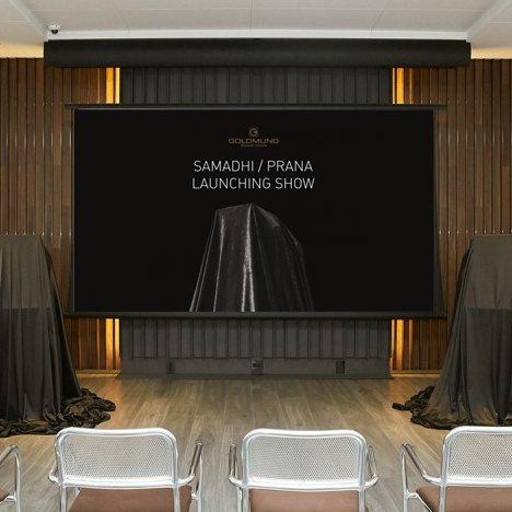Samadhi and Prana speakers