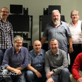 Visit to Goldmund factory in Geneva