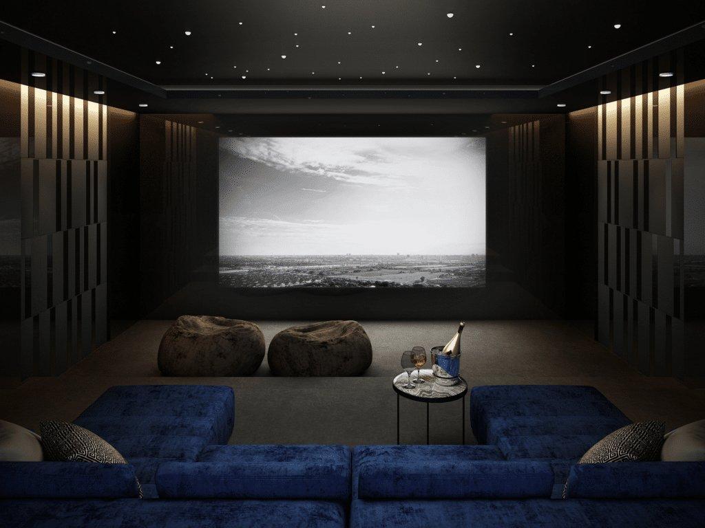 Logos Room Home cinema