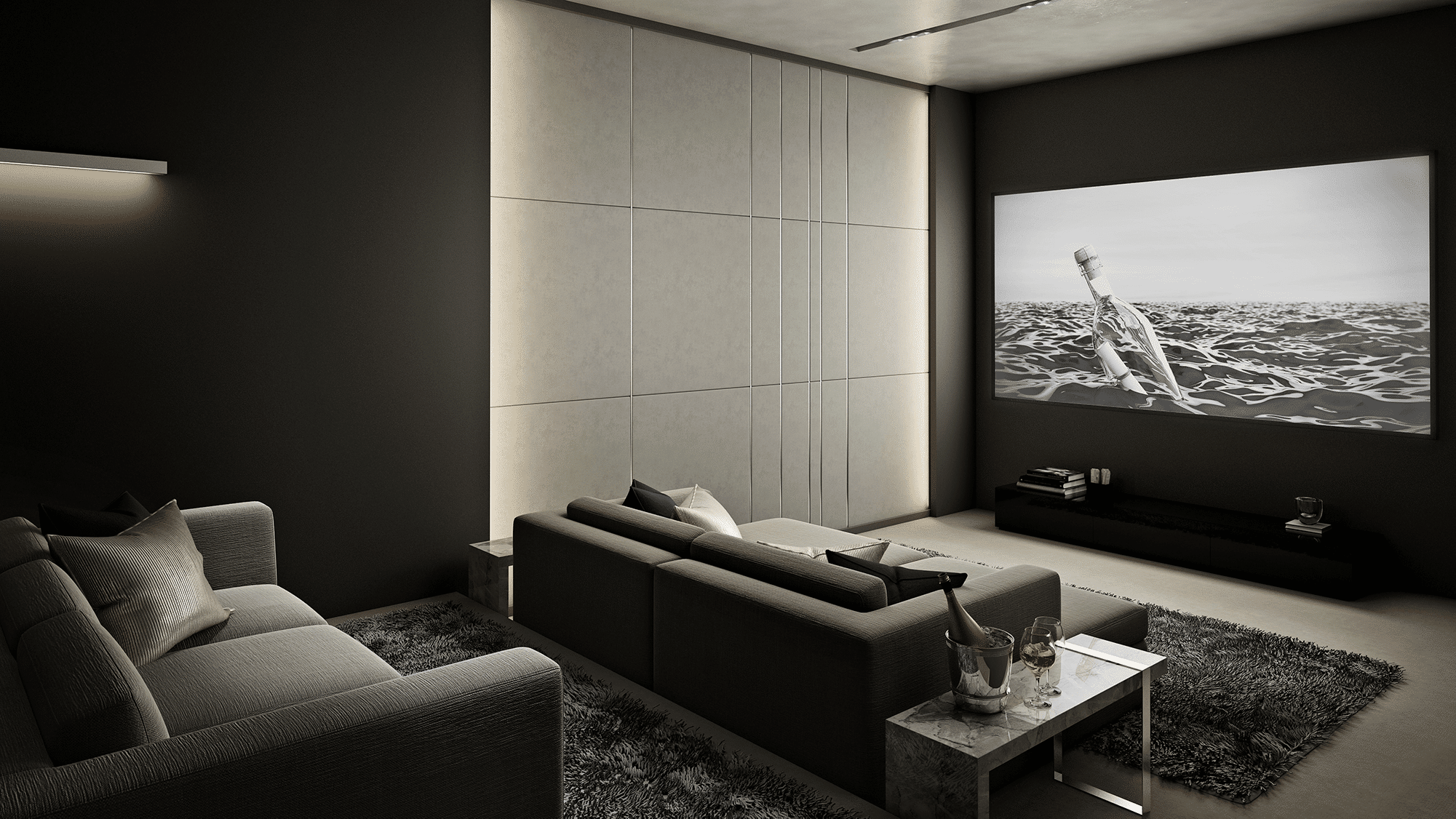 Media Room Home Cinema and Surround Sound