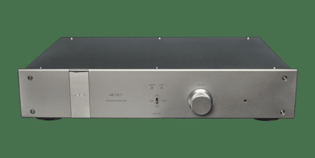 Metis 7 Hifi stereo amplifier