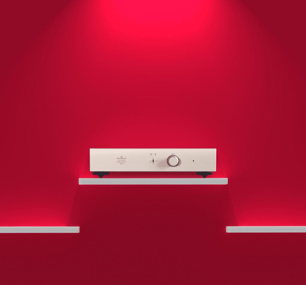 Telos 7 Nextgen stereo amplifier