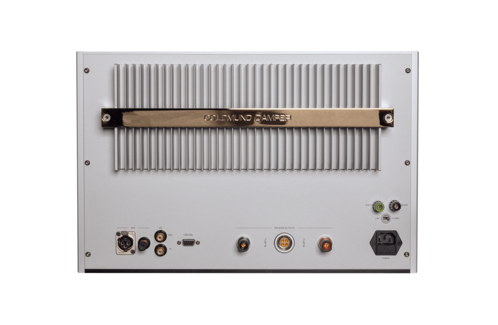 Telos 2500 Nextgen mono power amplifier