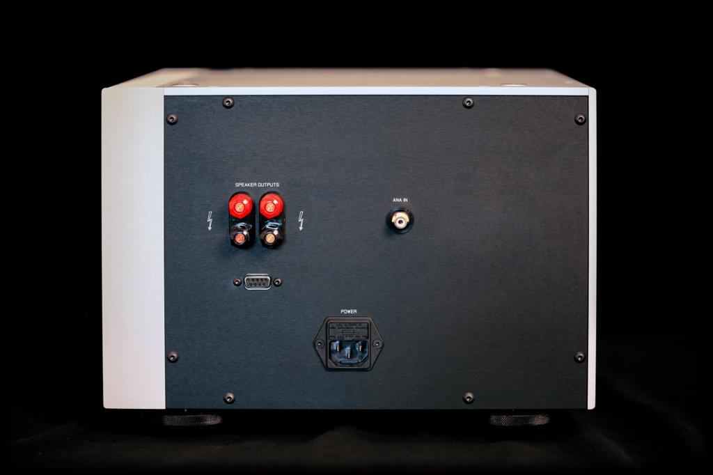 Telos 380 mono power amp