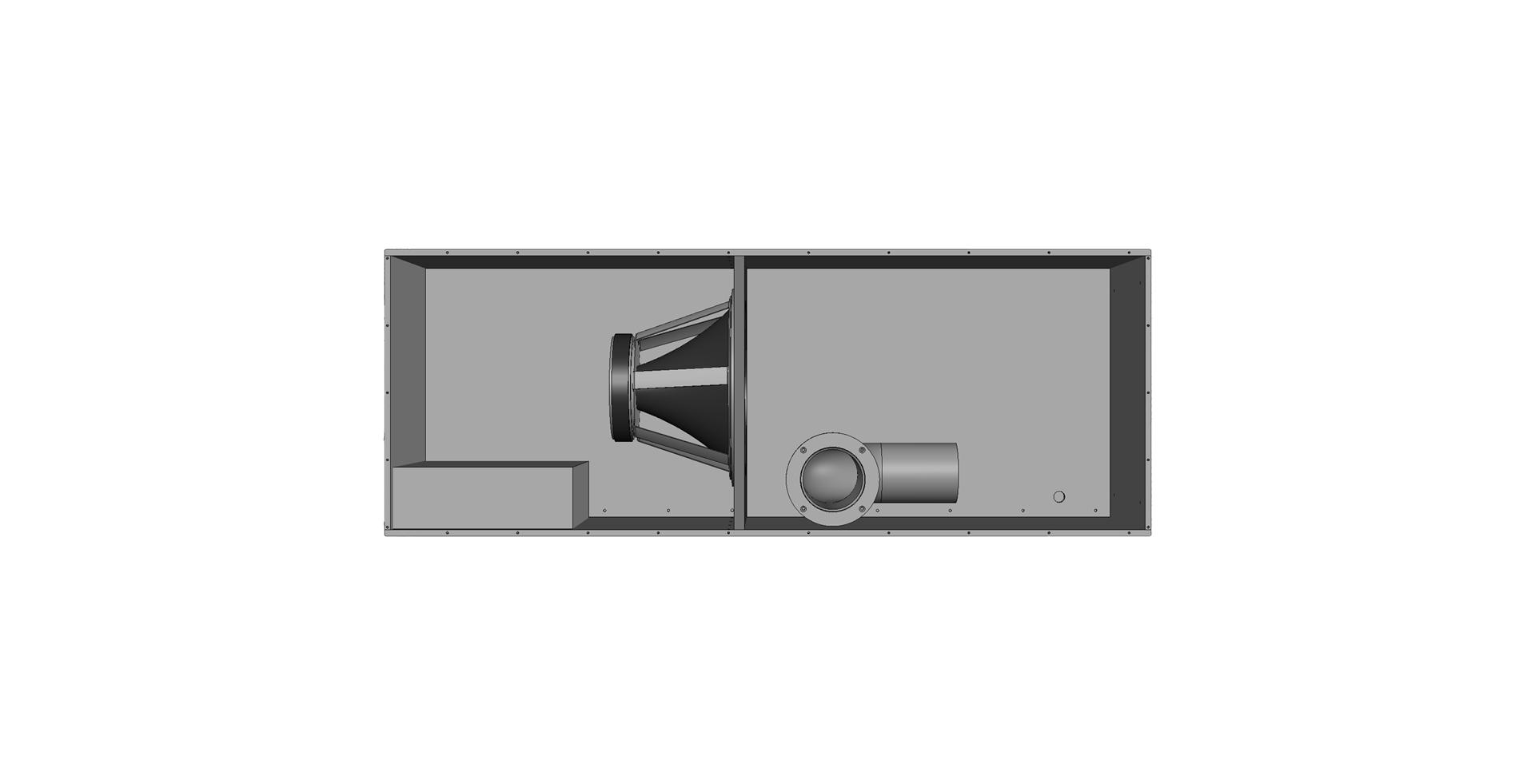 Logos 3A kit infrasound subwoofer