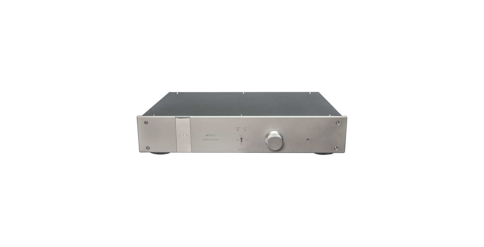Metis 7 integrated amp