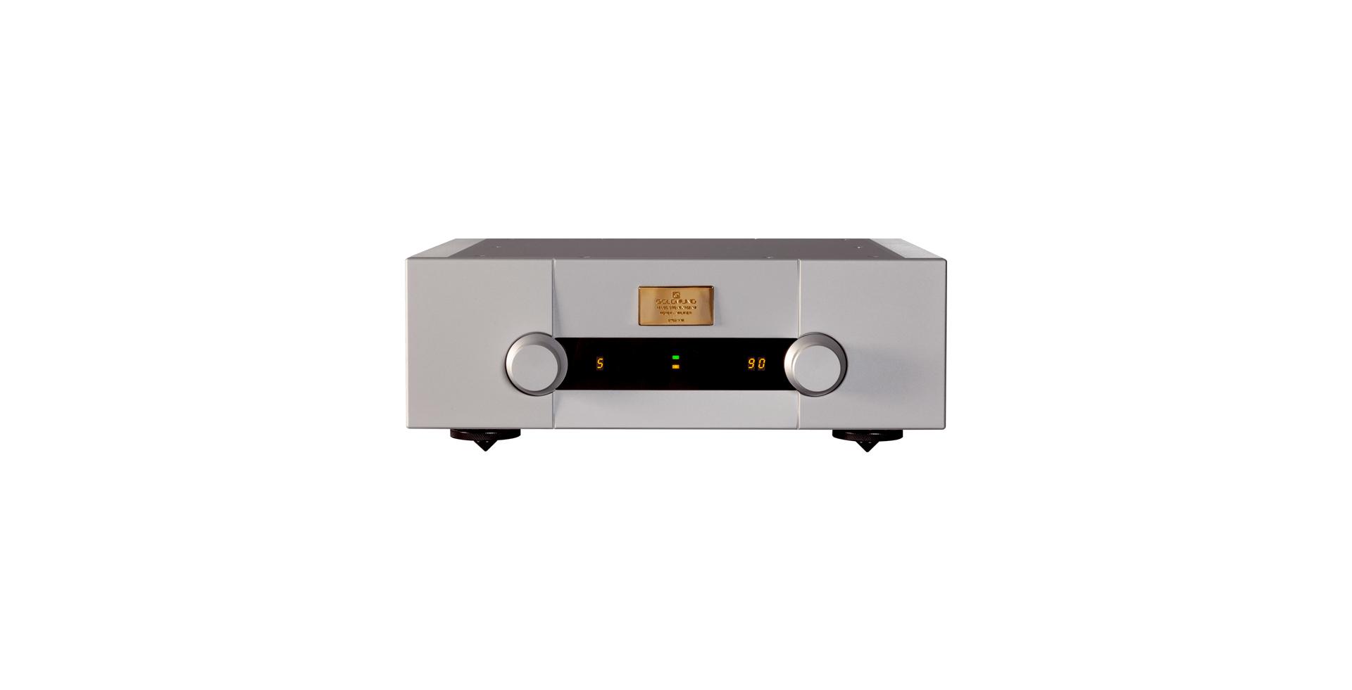 Telos 590 Nextgen II amplifier stereo