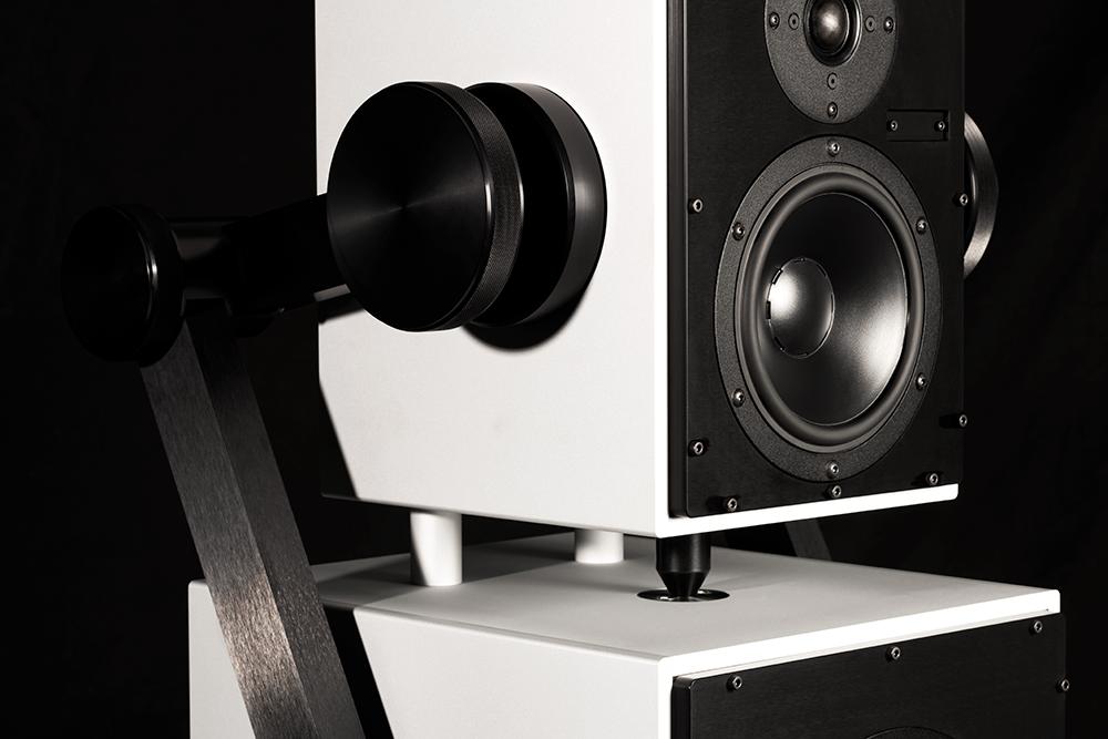 Prana audio speakers