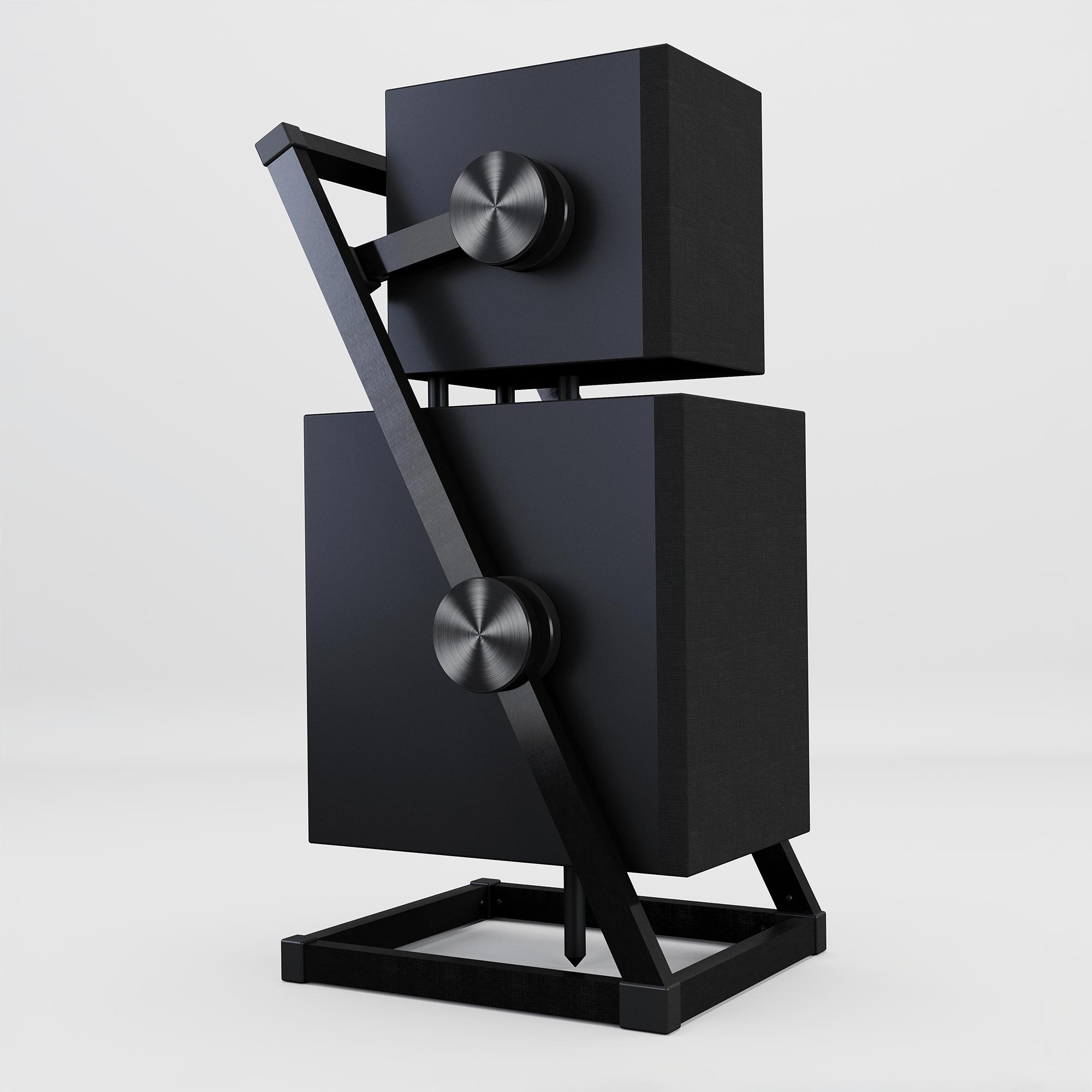 Satya audio speakers