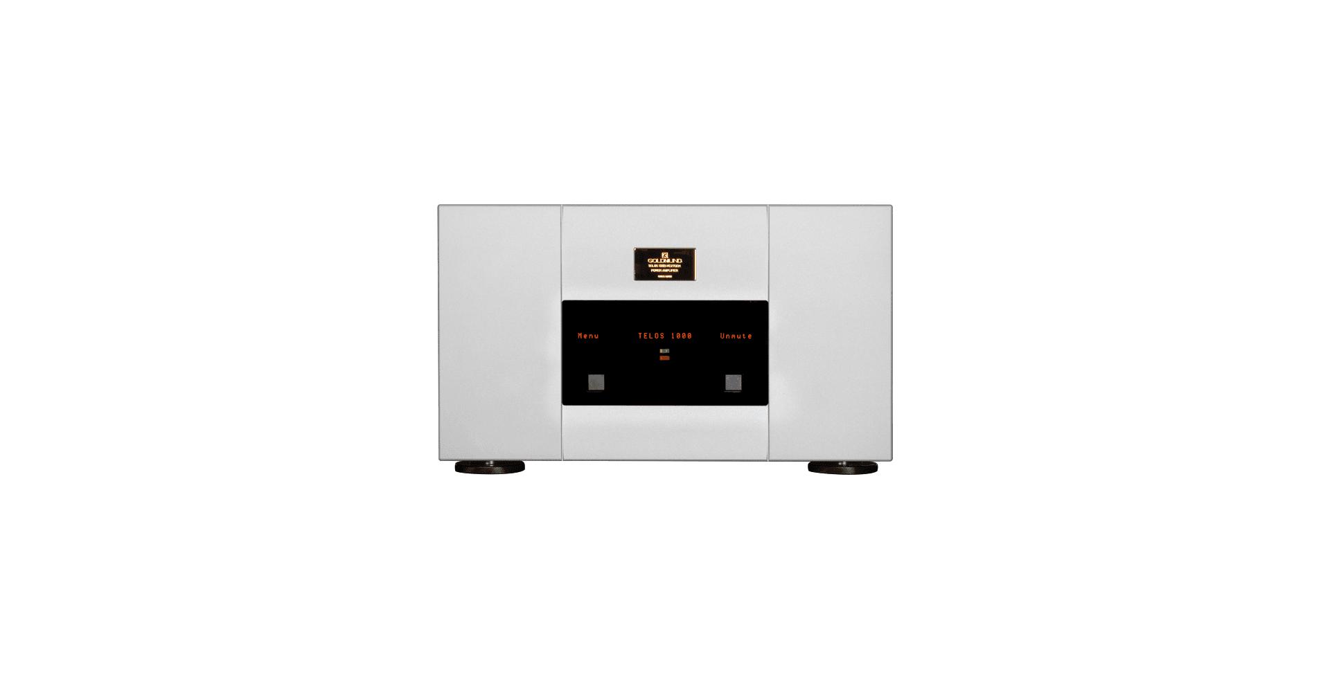 Telos 1000 Power Amplifier
