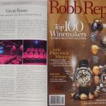 Robb Report NOV 2007